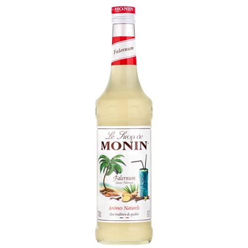 Monin Falernum Syrup 70cl - Case of 6