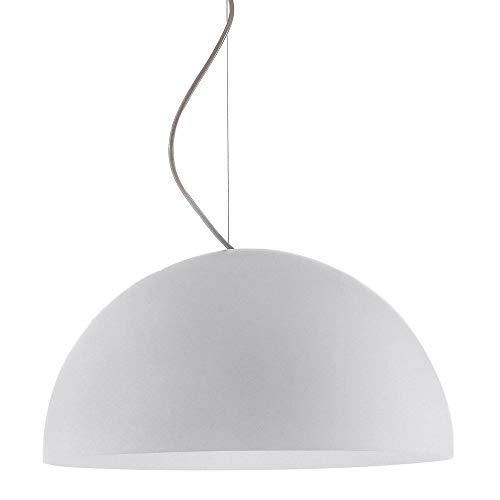 Sonora 411 - Lampada a sospensione, opale, H x Ø 25 x 50 cm
