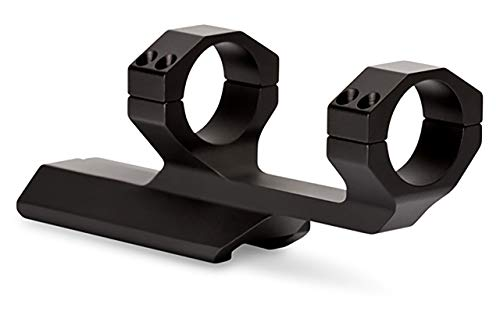 Vortex Optics Sport Cantilever 1-Inch Mount - 2-Inch Offset (CM-102),Black