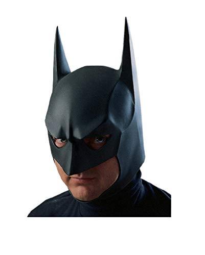 The Dark Knight Batman Maske, für Erwachsene aus Kunststoff