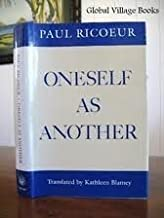 Oneself as Another by Paul Ricoeur (1992-11-01)