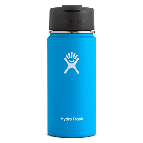 Hydro Flask - Wide mouth 473ml - cantimplora - black