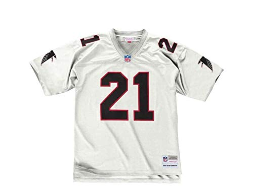 Mitchell & Ness Atlanta Falcons - Dion Sanders Legacy NFL Replica Jersey Weiss 1992 (M)