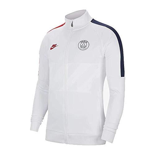 Nike Paris Saint-Germain Herrenjacke PSG M weiß/weiß/rot