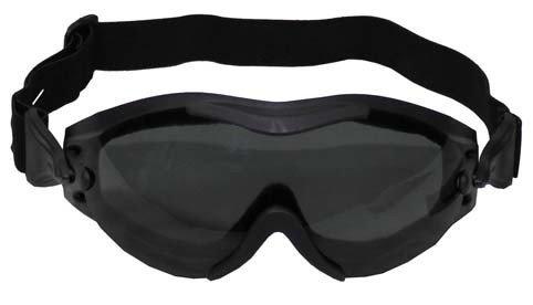 Brille, Helikopter, schwarz
