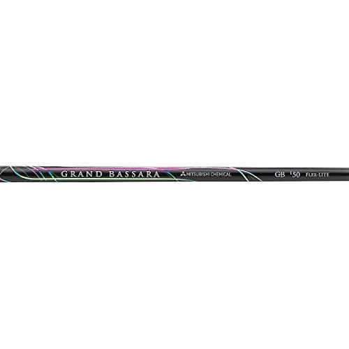 New Mitsubishi Grand Bassara Iron 40 Lite Flex Graphite Shaft (Choose Length) (35.5' Wedge)