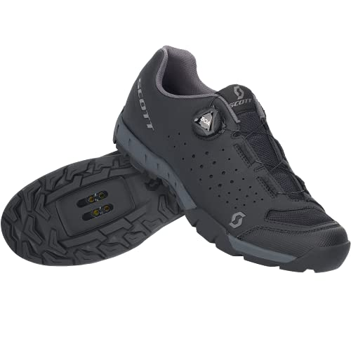 Scott Sport Trail Evo Boa MTB Trekking Fahrrad Schuhe schwarz/grau 2022: Größe: 47