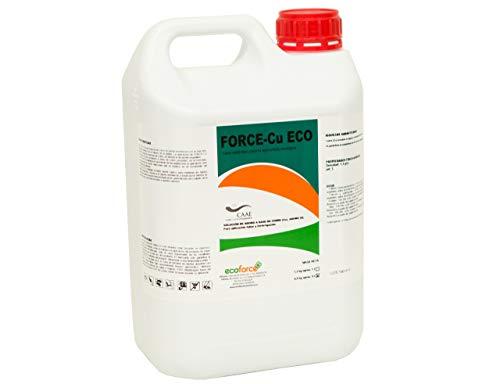 CULTIVERS Abono Fertilizante con efecto Fungicida de Cobre Ecológico de 5 L...
