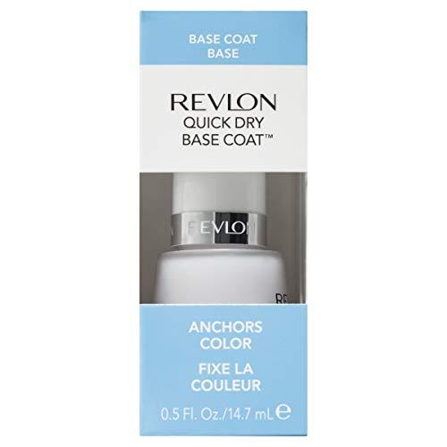 Revlon Quick Dry Base Coat, 1er Pack (1 x 15 g)