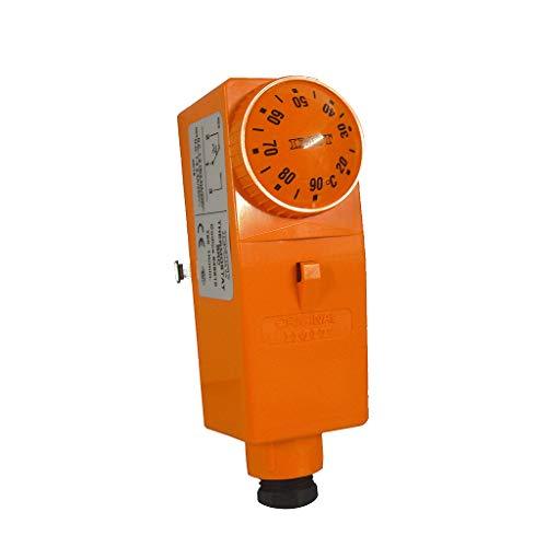IMIT Anlege-Thermostat TCE-BRC/A mit außenliegender Verstel
