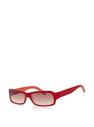 Calvin Klein Gafas de Sol CK4063-266 (55 mm) Rojo