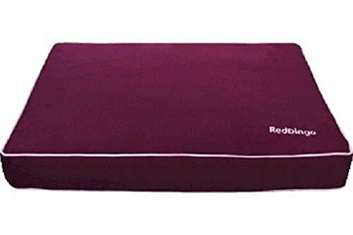 Red Dingo Matratze wattiert für Hunde violett