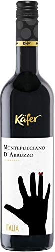Feinkost Käfer Montepulciano d' Abruzzo DOC Italien (1 x 0.75 l)