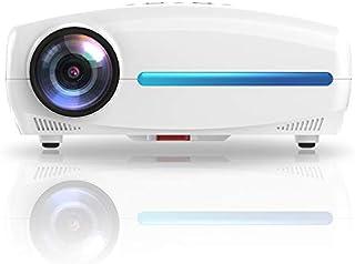 جهاز عرض Unic S2 عالي الدقة بالكامل 1080P 6500 لومن فيديو LED LCD سينما منزلية ومسرح إضاءة أفضل من GP100 YG600 T26K