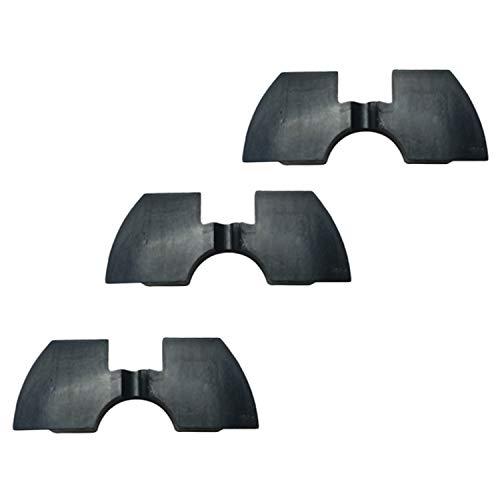 Amortiguadores m365, 3 Pcs Goma Amortiguadores de Vibración Accesorios de Repuesto Compatibles...