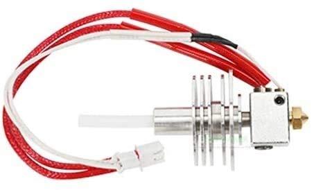 ZTSHBK Dauerhaft 4max pro Aktualisiertes Hotend-Kit V5 J-Kopf für ANYCUBIC 4max pro 3D-Drucker Zubehör für 3D-Druckerextruder (Größe: 4max pro), Größenname: 4max pro (Size : 4max pro)