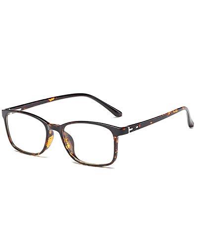 ANRRI Blue Light Blocking Glasses Anti Eyestrain UV Filter Computer Game Eyeglasses Lightweight Frame