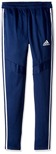 adidas Kids' Youth Tiro19, Dark Blue/White, M