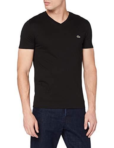 Lacoste T-shirt, Homme, TH6710, Noir, 3XL