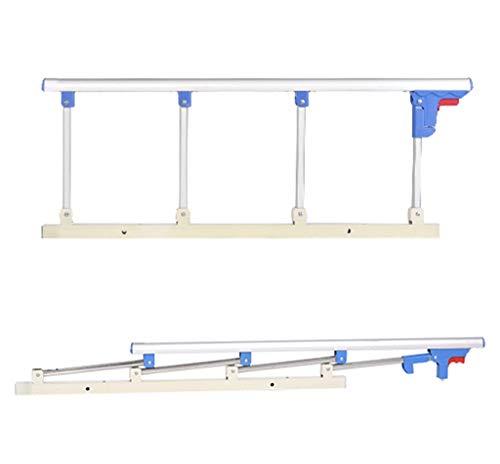 QDY-Bedside Handrails Bettgitter, Handlauf Für Erwachsene Für Erwachsene Bettgitter Für Ältere Bettgeländer Verstellbare Bettsicherheitsschiene Und Stehhilfe Für Stehhilfen Am Bett L7D-320