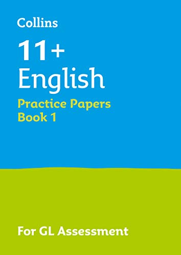 11+ English Practice Test Papers - Multiple-Choice: for the GL Assessment Tests (Letts 11+ Success) (Collins 11+ Practice)