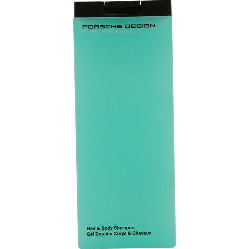 Porsche Design The Essence Hair & Body homme/man Duschgel, 200 ml