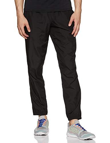 ASICS Unisex Silver Woven Pant Hose, Performance Black, M