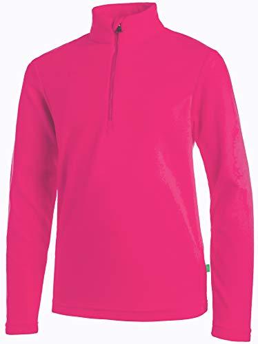 Medico Kinder Ski Fleece Shirt - Pink - Größe 176
