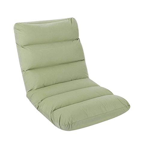 DIAOD Floor Lounger Seats Cover and Pillow Cover Made of Super Soft, Luxurious Premium Plush Fabric - Perfect Reading and Watching TV Cushion (Color : A)