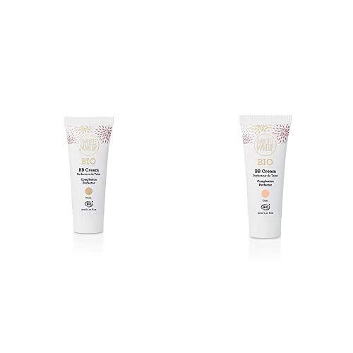 CHARLOTTE MAKE UP - Duo de BB Cream Cream BIO - Le 5 en 1 Idéal pour les Pressées