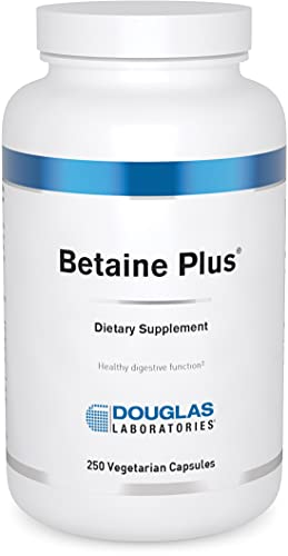 Douglas Laboratories - Betaine Plus - Betaine...