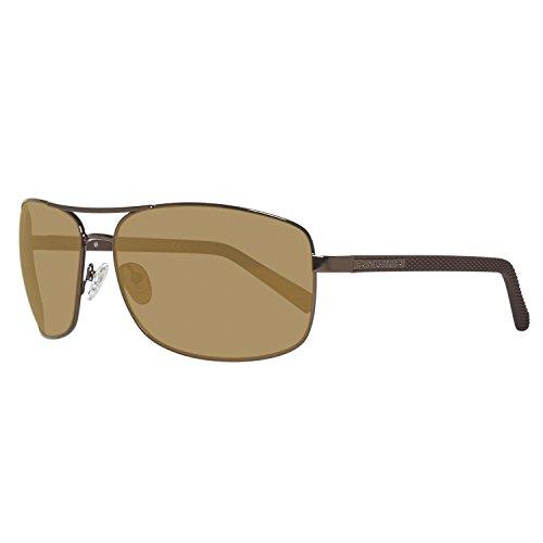 Guess GU6835 6645G Guess zonnebril GU6835 45G 66 rechthoekig zonnebril 65, bruin