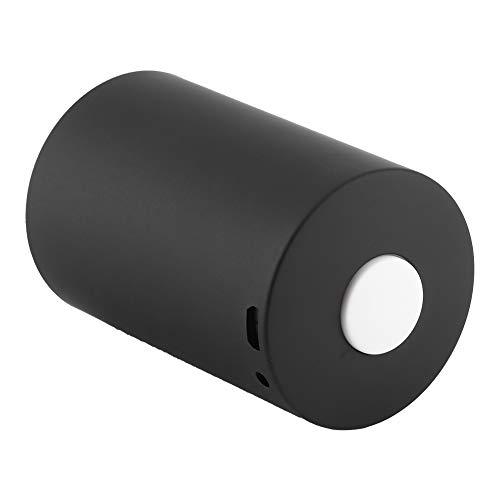 Langlebiger Haushaltsvakuumierer, Lagerung Kompressionsvakuumpumpe zur Konservierung von Lebensmitteln, für zu Hause(Black)