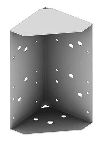 Set di 4 Piastre appoggio rete per letto contenitore
