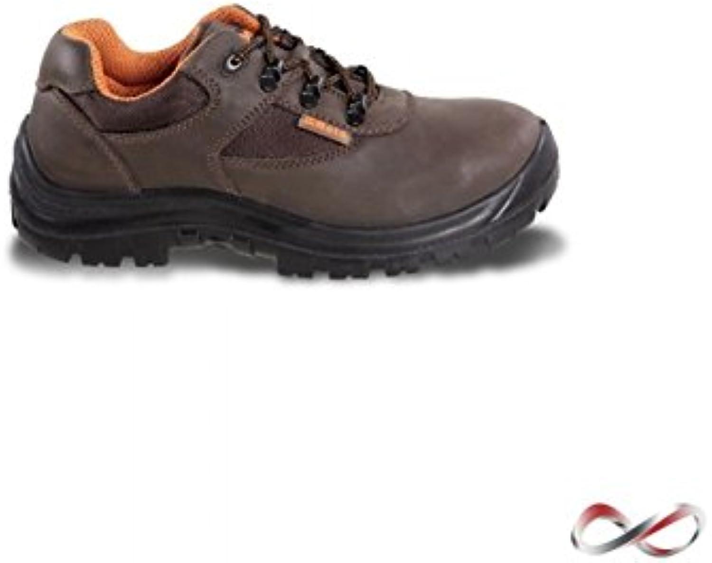 7235b 40-Sapatos Action Em Pele Nubuck