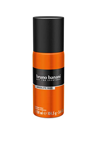 Bruno Banani Absolute Men deodorantspray, per stuk verpakt (1 x 150 ml)