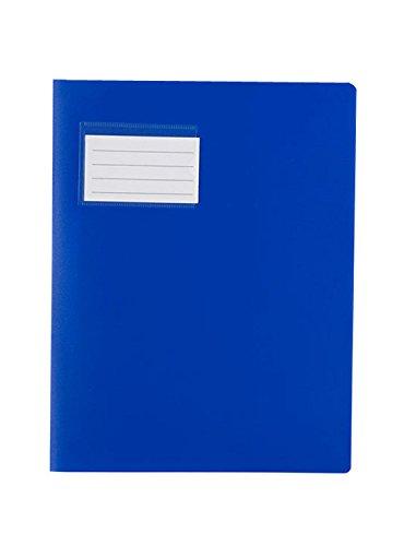 Idena 307854 - Schnellhefter für DIN A4, Überbreite, blau