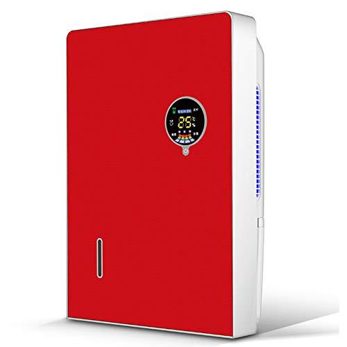 Fbestfan 2200 ml Luftentfeuchter - kompakt, tragbar, leise - Lufttrockner gegen Feuchtigkeit, Schmutz und Schimmel im Haus, Badezimmer, Büro oder Keller, MXH09