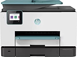 HP OfficeJet Pro 9025 (3UL05B) Stampante Multifunzione a Getto di inchiostro, Stampa, Scansiona, Fotocopia, Fax, Wifi,...