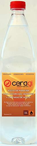 ceragi Aceite de Parafina Envase 1l.