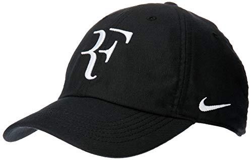 Nike Men's Cap (AH6985-010_Black/White_Misc)