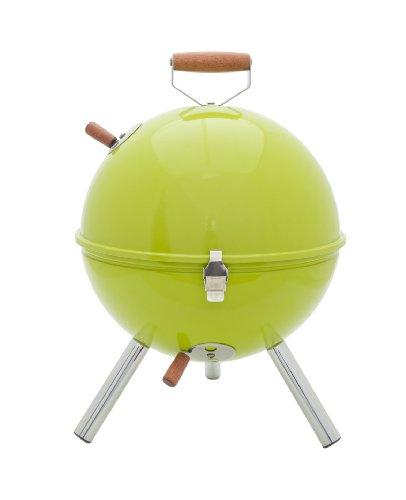 Idelice CU496 857A Barbecue à Charbon Nomade Forme Boule pour 2/3 Personnes...