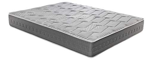 ROYAL SLEEP Colchón viscoelástico Carbono 90x190 firmeza...