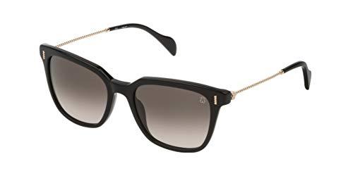 TOUS Stoa31, Gafas De Sol Mujer, Shiny Black (700V)