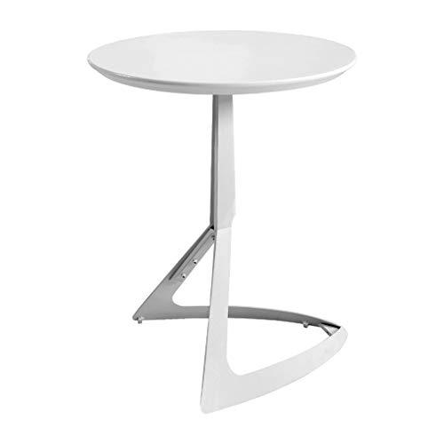 Tables Basses Table Basse Écologique Table Basse Table Basse Table Basse (Color : Blanc, Size : 75 * 60 * 60cm)
