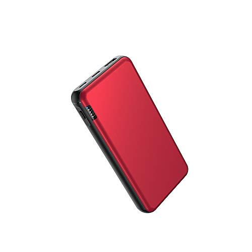 ockered Powerbank 20000mah, 2.4A High-Speed Ausgänge Tragbar Externer Akku, mit USB C & Micro USB Eingängen, Portable Charger für Handy, iPhone, iPad und Andere Smartphones