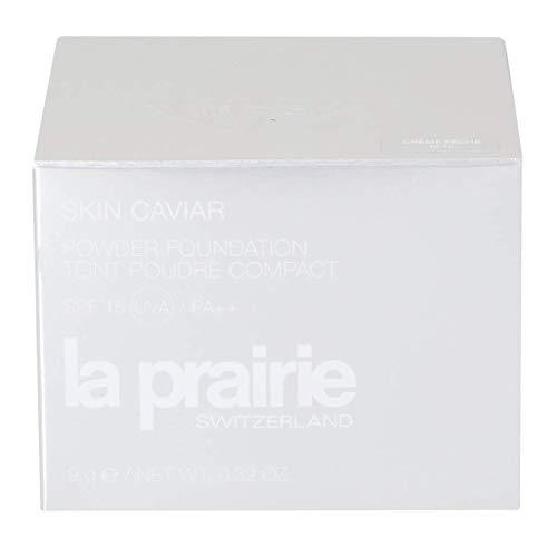 La Prairie Skin Caviar Teint poudre compact SPF15 N-10 Crème Pêche 9g