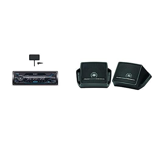 Sony DSX-A510KIT DAB+ Autoradio mit Antenne, Dual Bluetooth, NFC, USB und AUX...