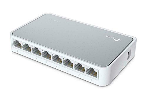 SWITCH TP-LINK TL-SF1008D 8PTOS 10/100