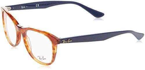 Ray-Ban RX5356 5609 52 Rayban RX5356 5609 52 Rechteckig Brillengestelle 52, Mehrfarbig